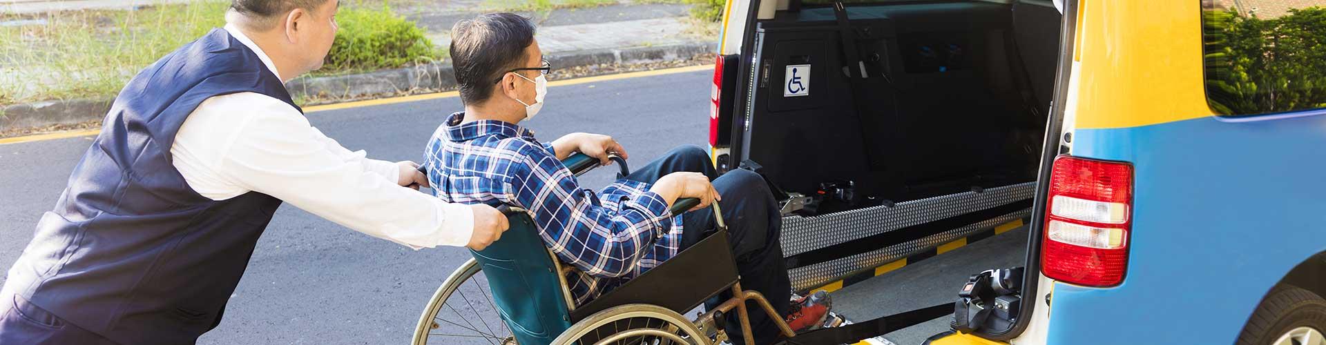 Formation transport personne à mobilité réduite
